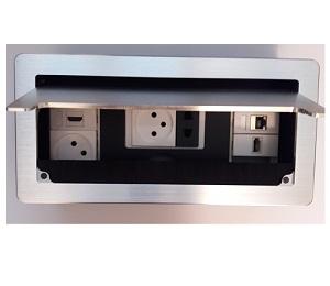 קופסאת חשמל לשולחן ישיבות